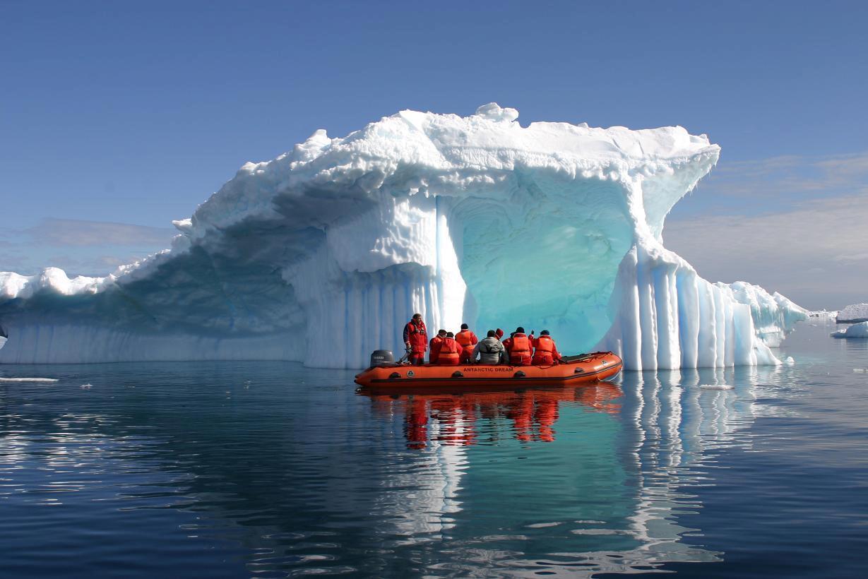 Crucero antartica