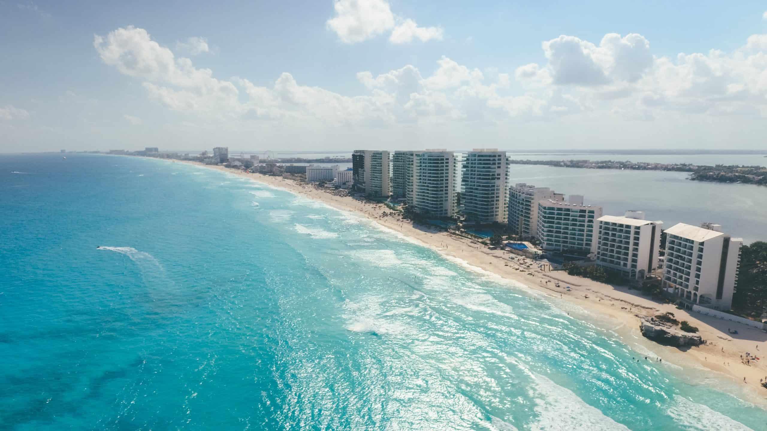 Cancun en Semana santa 2021