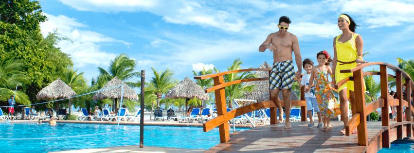 Hotel Westin Panama familia de vacaciones
